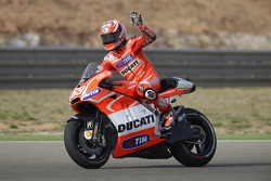 Nicky Hayden, Ducati Team