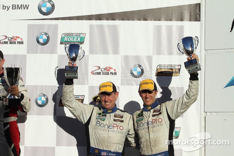 2e plaats GX-  Jim Norman, Spencer Pumpelly