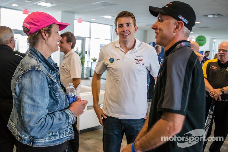 Amerikaanse coureurs bij het Le Mans-evenement: Tom Milner