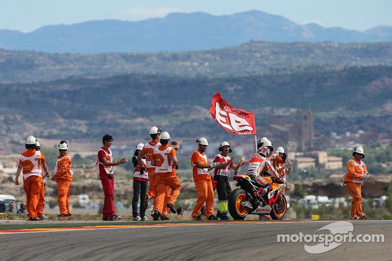 #6 MotoGP Aragon 2013