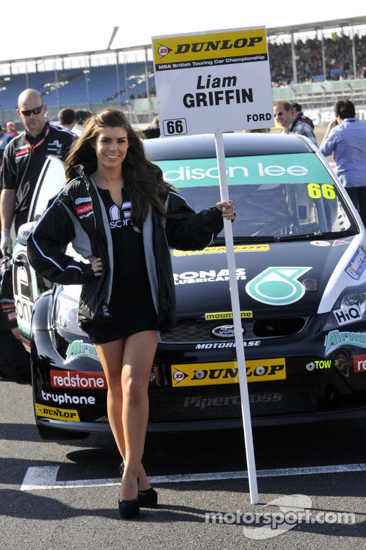 Addison Lee Motorbase Grid Girl