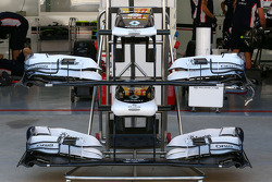 Williams FW35 front wings