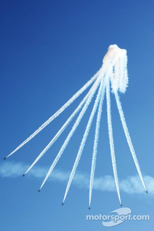 Ssaih Korean Air Force Display