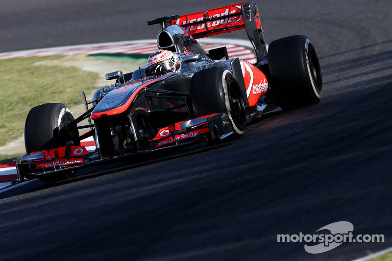 2013 - McLaren MP4-28: nono lugar no Mundial de Pilotos, com 73 pontos