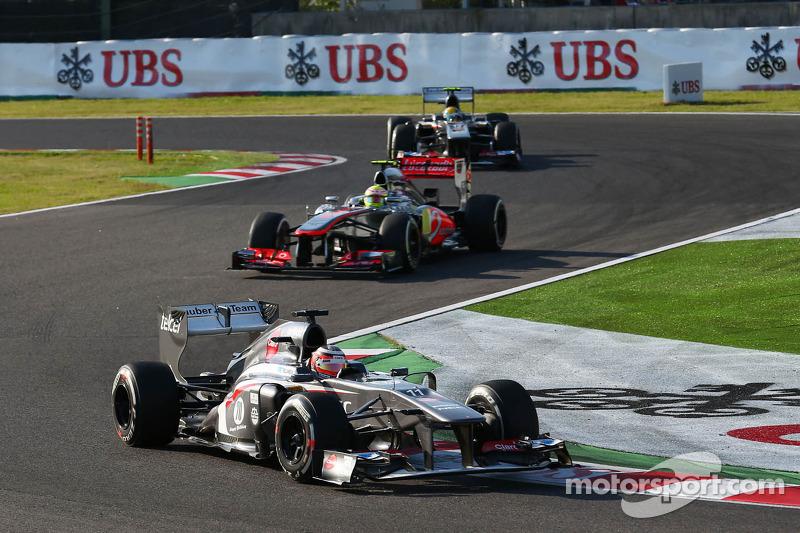 Nico Hulkenberg, Sauber C32