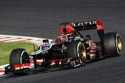 Кімі Райкконен, Lotus F1 E21