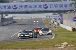 Asian Le Mans action race