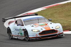 #99 Aston Martin Racing: Pedro Lamy, Richie Stanaway