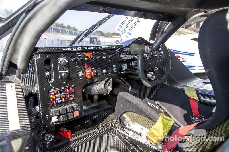 1998 Le Mans winnende Porsche GT1
