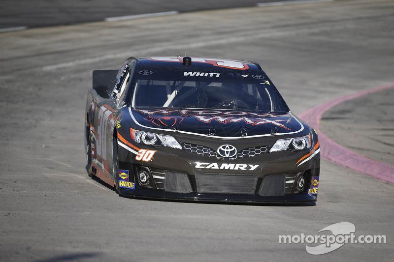 Cole Whitt, Swan Racing Toyota