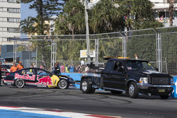 Problemaa para Jamie Whincup e Paul Dumbrell