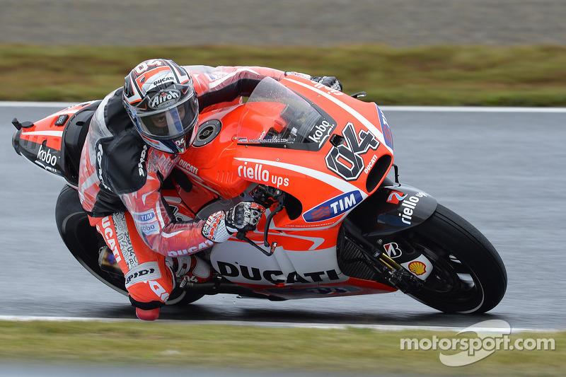 2013: Ducati Desmosedici GP13