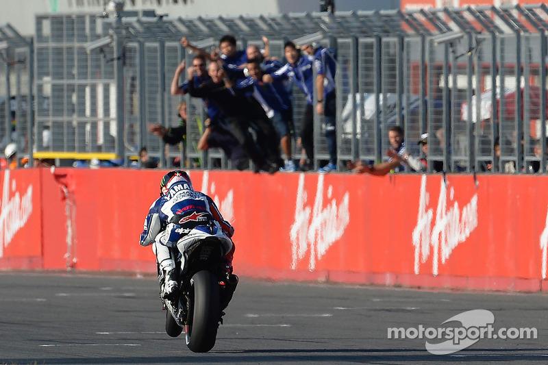 Pemenang 2013, Jorge Lorenzo, Yamaha Factory Racing
