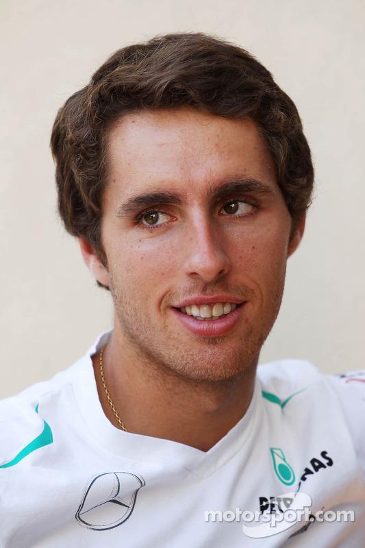 Daniel Juncadella, piloto da Mercedes DTM driver