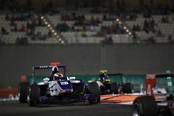 Патрик Куяла. Абу-Даби, субботняя гонка.