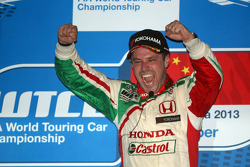 Tiago Monteiro, Honda Civic Super 2000 TC, Honda Racing Team Jas race winner