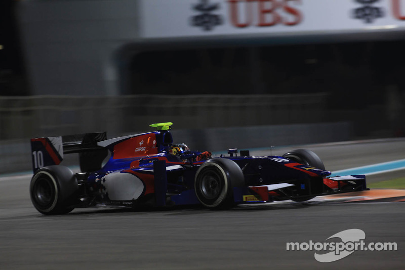 2013: GP2/11 (Test Abu Dhabi)