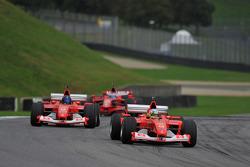 Гонка F1 Corse Clienti