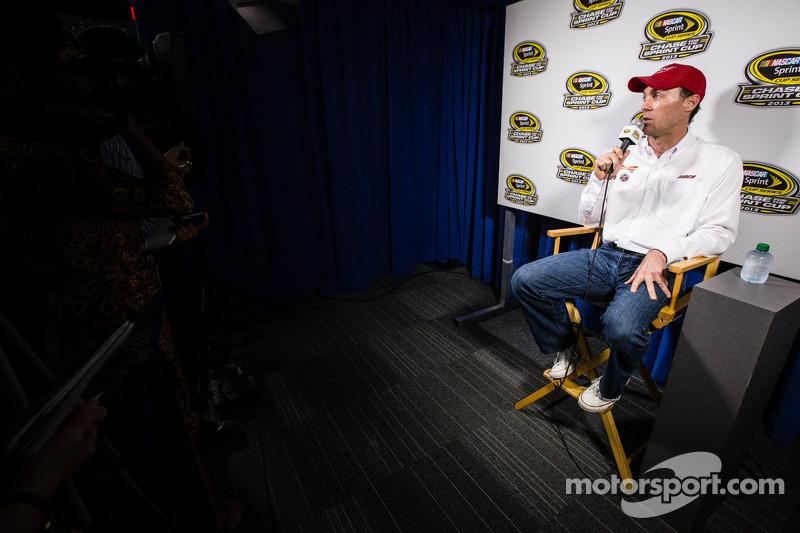 Persconferentie titelfavorieten:  Kevin Harvick, Richard Childress Racing Chevrolet