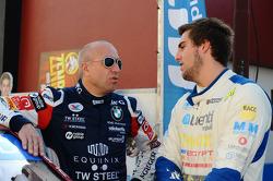 Pepe Oriola, Chevrolet 1.6T, Tuenti Racing Team and Tom Coronel, BMW E90 320 TC, ROAL Motorsport
