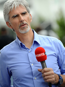 Damon Hill, Sky Sports