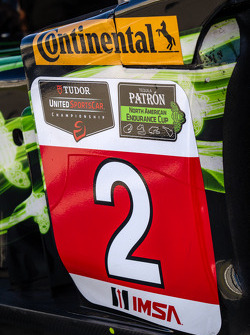 #2 Extreme Speed Motorsports HPD ARX-03b HPD IMSA signage