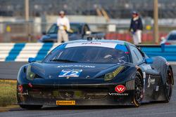 #72 Extreme Speed Motorsports Ferrari 458: Boris Rotenberg, Maurizio Mediani, Sergey Zlobin