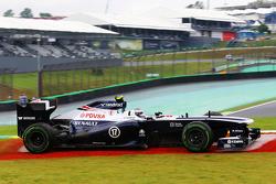 Valtteri Bottas, Williams FW35 escapa