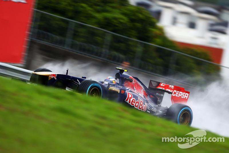 2013 - Grand Prix von Brasilien:  Daniel Ricciardo, Scuderia Toro Rosso STR 8