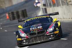 #4 BMW Sports Trophy Team Marc VDS BMW Z4: Nicky Catsburg, Maxime Martin