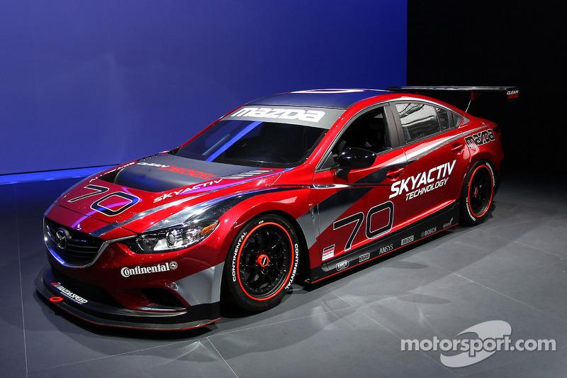 Mazda 6 GTX Racer For Tudor Sports Car Series