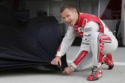 Том Кристенсен. Первый взгляд на Audi LMP1, особое событие.
