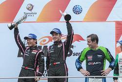 Winners #24 Oak Racing Morgan - Judd: Ho-Pin Tung, David Cheng