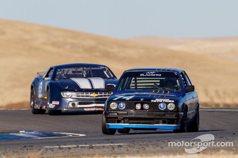 #74 AAF Racing BMW 325I: Richard Cabe, James Colborn, Michael Conatore, Rick Delamare, Hank Moore