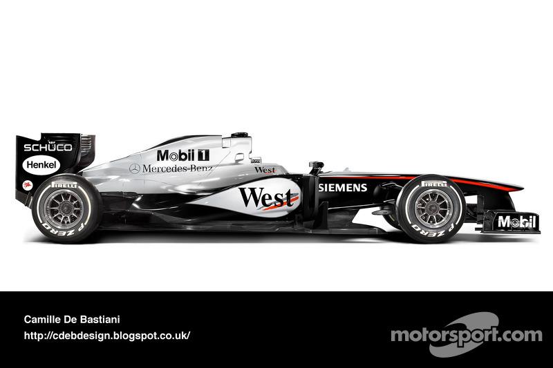 Retro F1 - McLaren 2005