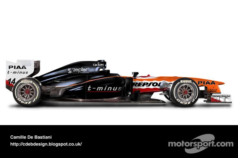 Auto Retro F1 - Arrows 1999