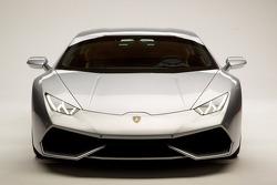 De 2015 Lamborghini Huracan