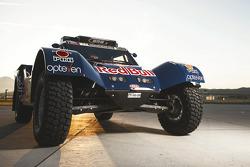 El SMG Buggy de Carlos Sainz y Ronan Chabot