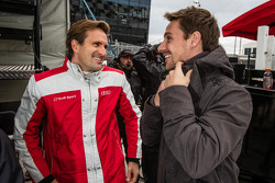 Markus Winkelhock and Filipe Albuquerque