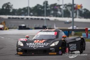 #10 Wayne Taylor Racing Corvette DP Chevrolet: Wayne Taylor, Max Angelelli,  Ricky