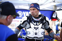 Cyril Despres, Yamaha