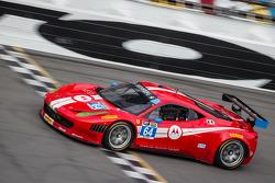 #64 Scuderia Corsa Ferrari 458 İtalya: Rod Randall, John Farano, Ken Wilden, David Empringham