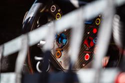 Corvette Racing Chevrolet Corvette C7.R steering wheel