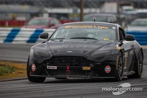 #8 Mantella Autosport Aston Martin Vantage: Anthony Mantella, Mark Wilkins