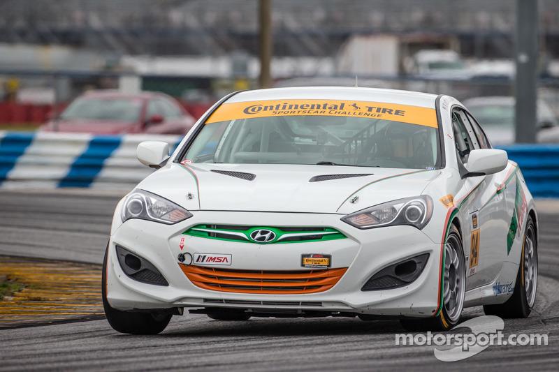 #94 Irish Mike's Racing Hyundai Genesis