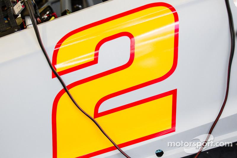 #2 Team Penske-福特