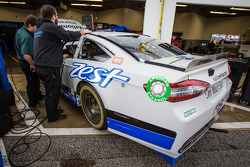 Car of Ricky Stenhouse Jr., Roush Fenway Racing Ford