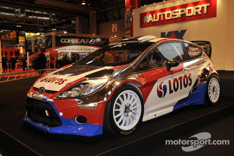 2014 WRC Ford Fiesta