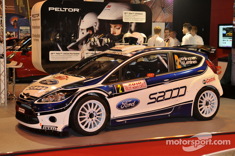 Ford Fiesta WRC S2000