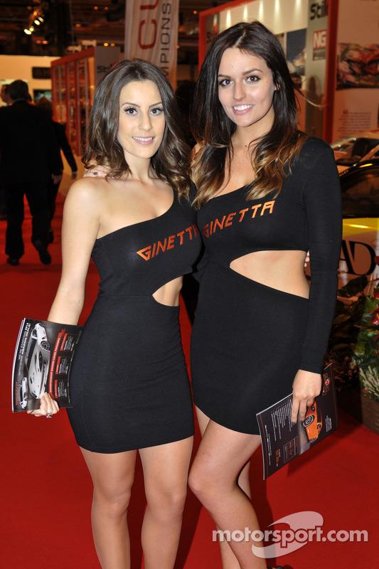 Ginetta girls